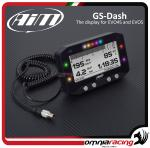 GS-DASH display digitale per EVO4S e EVO5