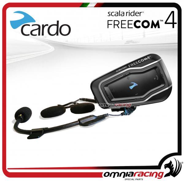 Frc40016 Cardo Scala Rider Freecom 4 Intercom Conference with 3 ...