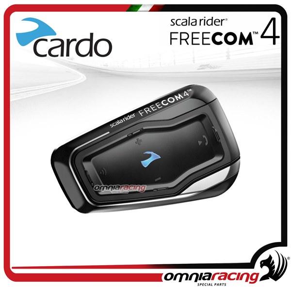 cardo freecom 4  Frc40016 Cardo Scala Rider Freecom 4 Intercom Conference with 3 ...