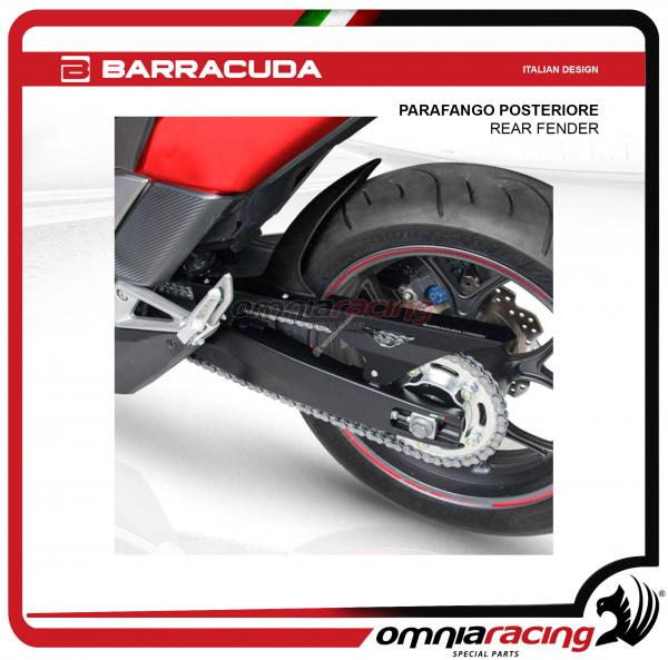 Barracuda Rear Fender And Chain Cover For Honda Integra Nc750x 2015