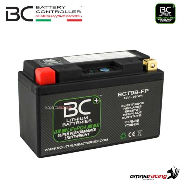 Batteria moto al litio BC Battery per Ducati Panigale 959 ABS 2016