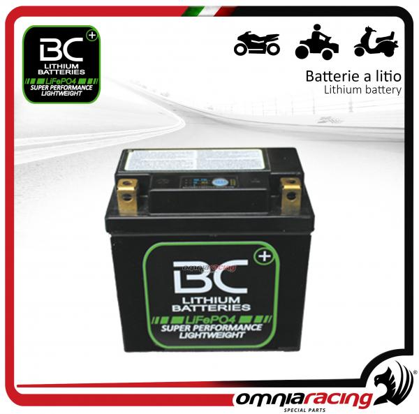 BC Battery - Batteria moto al litio per TGB TAPO 25 2010>2011