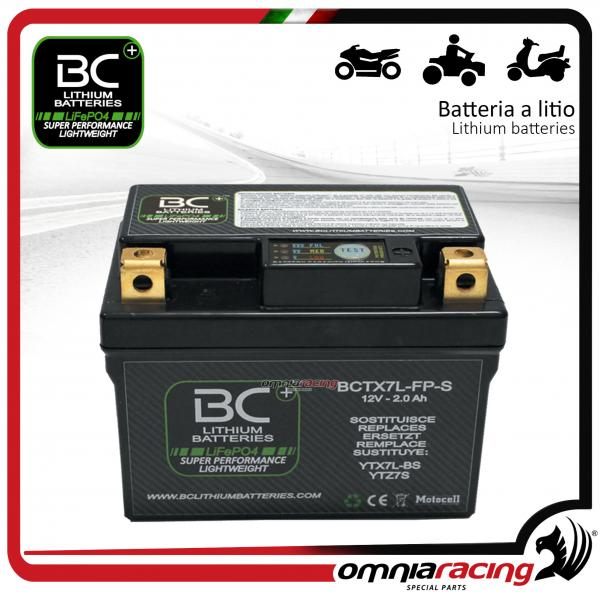 BC Battery - Batteria moto al litio per AJP PR5 250 ENDURO 2009>2014