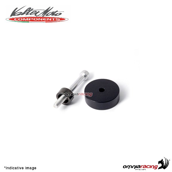 Valtermoto adaptor for lever protection assembly for Triumph Daytona 675 2006>2016