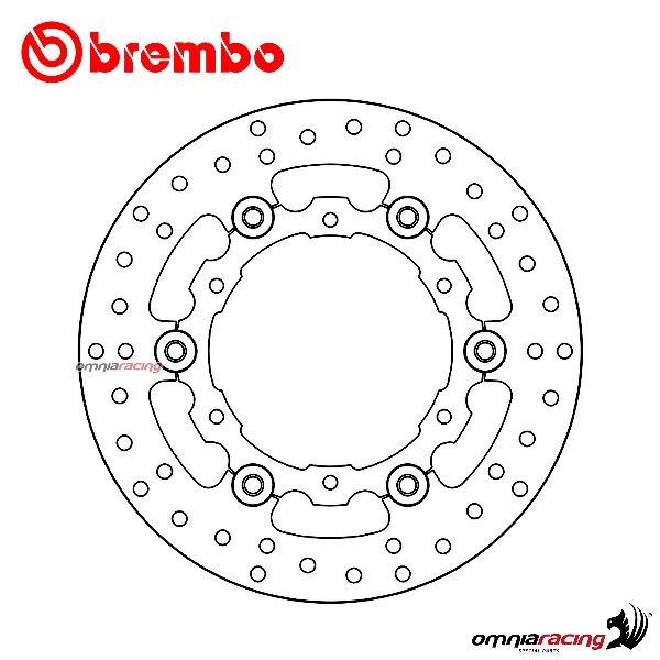 P65005 BREMBO OE QUALLITY DISC BRAKE PADS SET