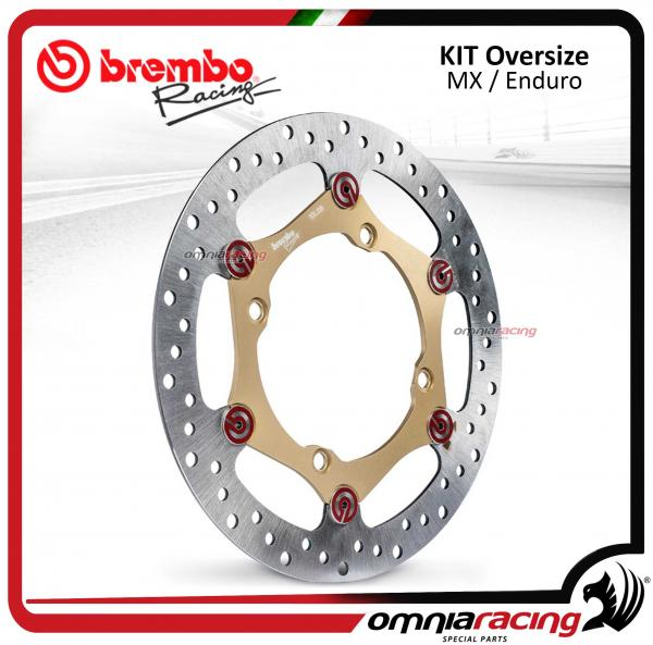 Brembo MX Off Road - disco freno maggiorato Oversize 267mm per Yamaha YZF / WRF 250/450
