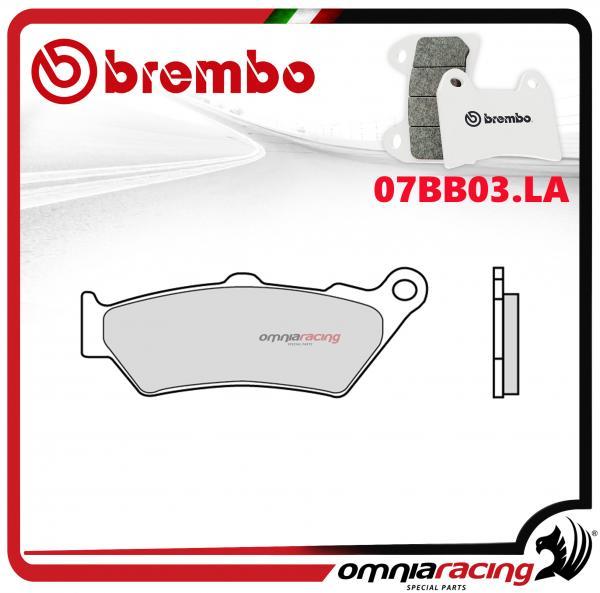 Rear Brake Pads BMW R1200 Adventure HP2 Megamoto Enduro