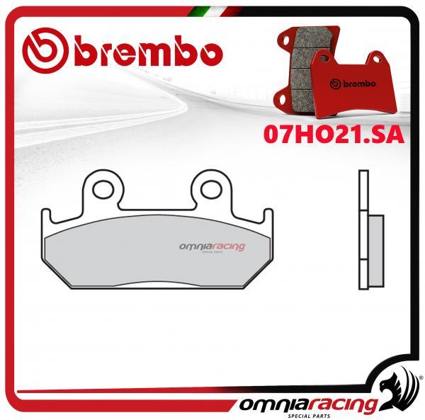 brembo sintered front brake pads honda 250 vtr 1990 1997 vtz 1988 -  07ho21sa - brake pads - brake