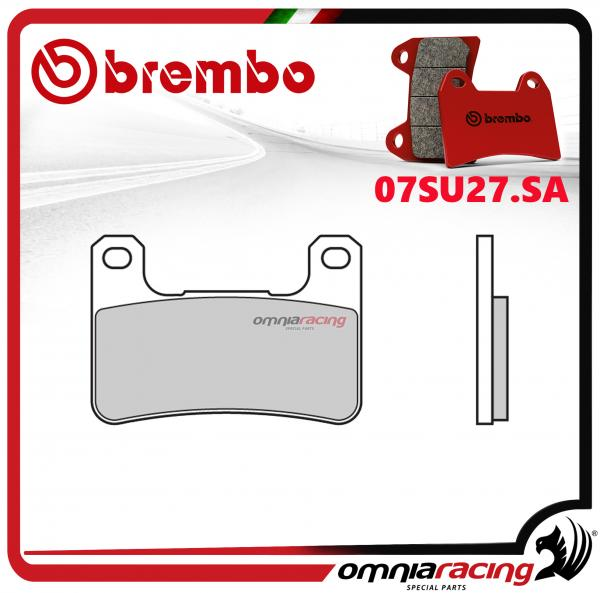 Brembo Front SC Brake Pads For Suzuki 2004 GSX-R750 K4