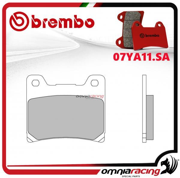 Brembo SA - Sintered front brake pads for Yamaha XJ750 1983>1986