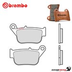 Brembo front brake pads XS sintered for Yamaha Xmax 250 2014>2016