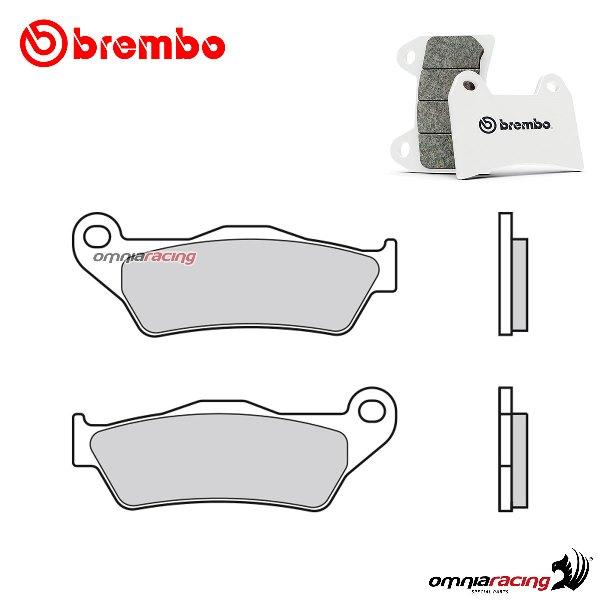 Brembo La Sintered Front Brake Pads For Royal Enfield Himalayan 400 07bb04la 0281 07bb04la