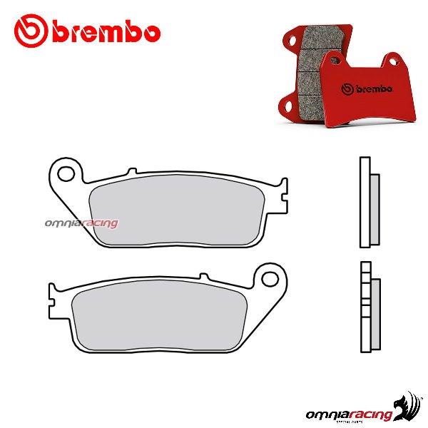 Brembo Sa Sintered Front Brake Pads For Kawasaki Z750 Abs 2007 07ho30sa 0058 07ho30sa Brake