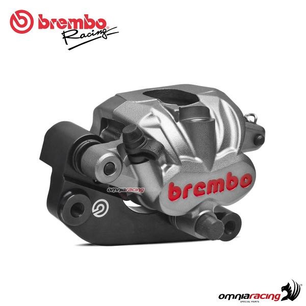 Brembo Racing pinza freno cross PF2x24 con staffa per disco 270mm per Yamaha YZ125F 2010>