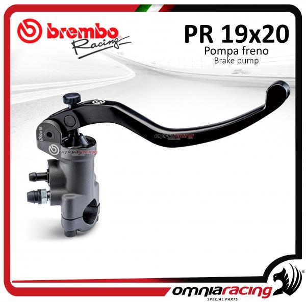 Brembo Racing Radial Master Cylinder Front Brake Pump PR 19X20 Limited edition hydro switch