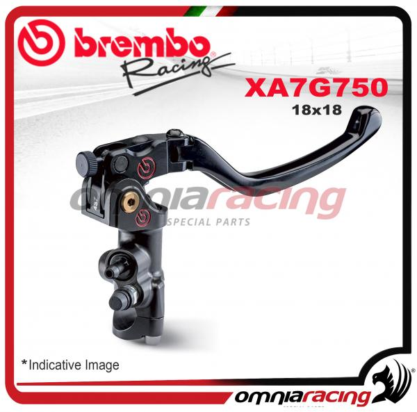 Details about Brembo Racing Radial Brake Master Cylinder PR 18X18 CNC parts  in Titanium