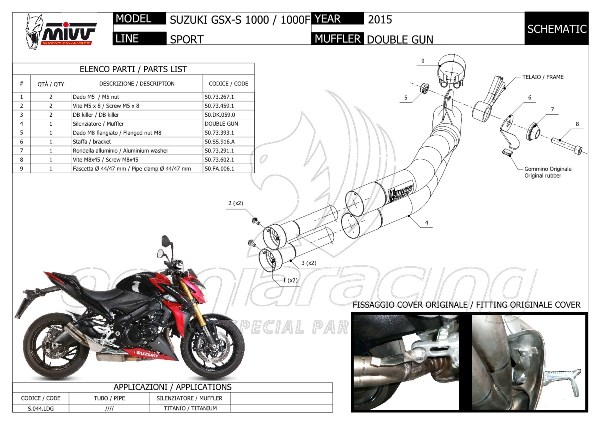 Mivv Exhaust K 026 Ldg - Imagez co