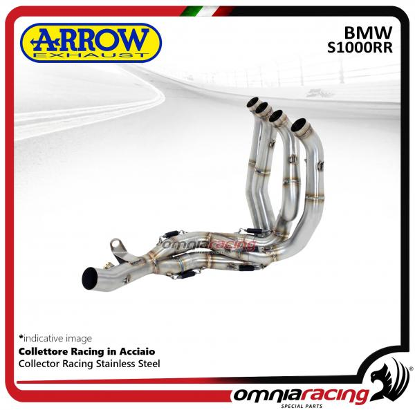 Arrow collector steel NOT homologated racing for BMW S1000RR 2017>2018