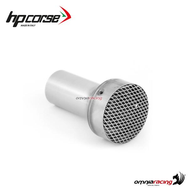 HPCORSE db killer 40mm with grid for exhaust GP07