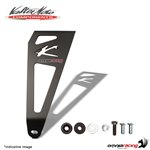 Steel silencer support Valtermoto for Suzuki GSXR600 2008>2010