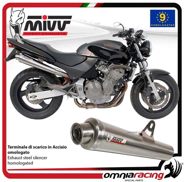 2004-2013 Stainless Steel Sprocket Nut Set for Honda CBF 600