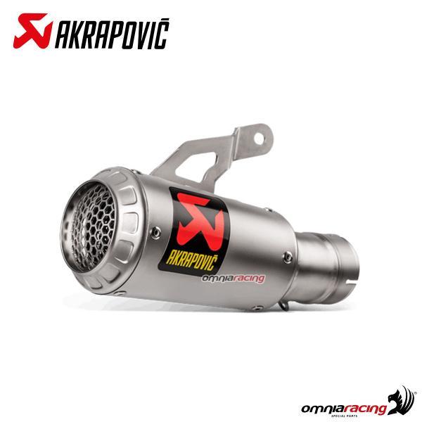 Akrapovic Exhaust Racing Titanium For Bmw S1000rr 2019