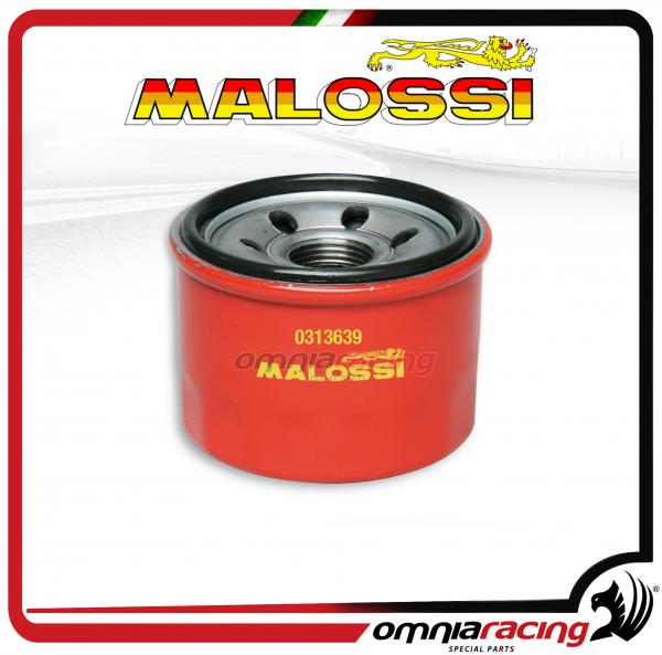 Malossi red chilli oil filter for Yamaha Tmax 500 2001>2011 / 530 2012>2016 / Tmax 530 2017>