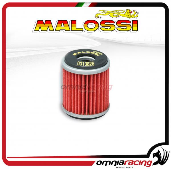 Malossi red chilli oil filter for Yamaha YZF R125 / MT125 / WR 125 X-R / X city 125 / X Max 125