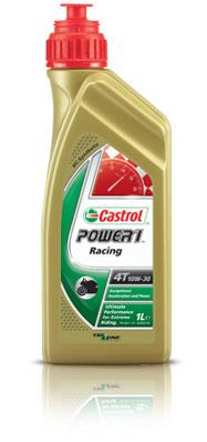 OLIO MOTORE CASTROL POWER ONE RACING 4 TEMPI 10W-30
