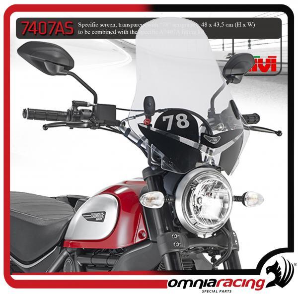 Portavaligia laterali kit fissaggio Valigie Givi Monokey E21
