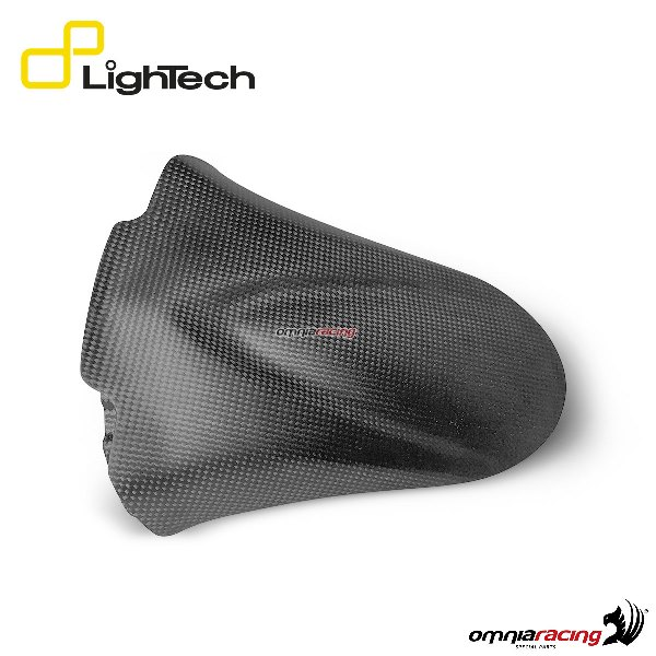 Rear fender in Lightech carbon with a glossy finish for Suzuki GSXR1000/R 2017>