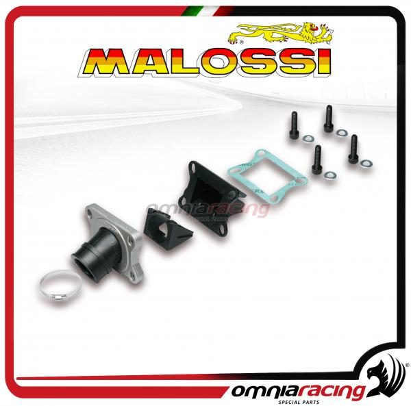 Malossi complessivo collettore inclinato X360 diam 21mm per 2T HM CRE SIX 2013> /CR E Derapage 50