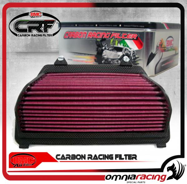 Filtro Aria Bmc CRF - CARBON RACE FILTER HONDA CBR600 RR 2007>2011