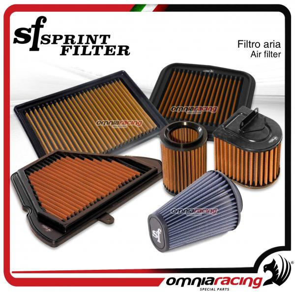 Filtro Aria Sprint Filter in Poliestere Specifico per Honda Hornet 600 1998 > 2002