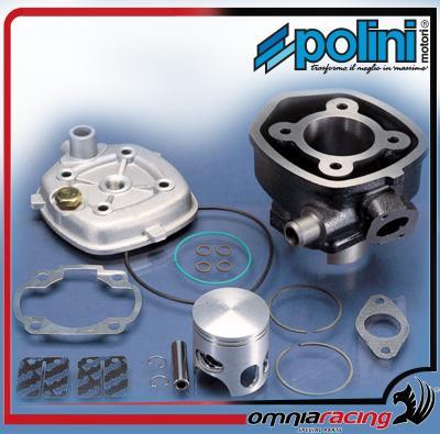 Polini - Ø47 Cast Iron Cylinder Kit - Malaguti 50 F15 FireFox H2O