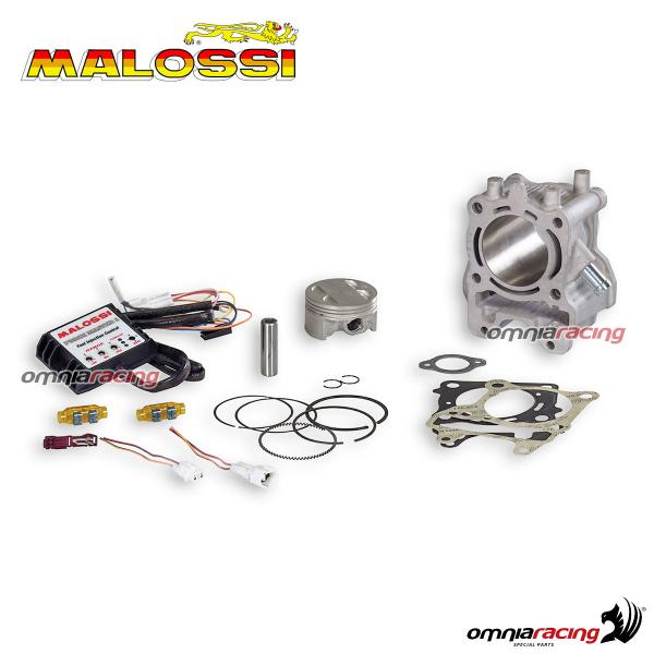 Malossi tech 4 aluminium cylinder kit diameter 63mm with control unit for  Honda Forza 125