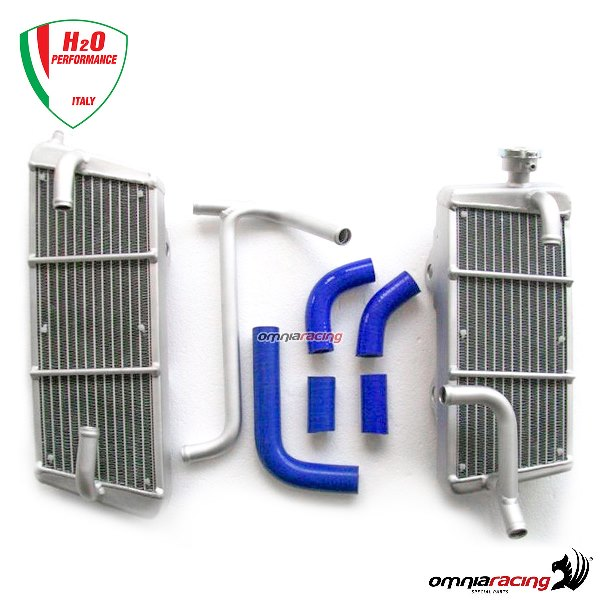 SUZUKI RMZ 450 2012-2017 Hi-performance Aluminum Radiator