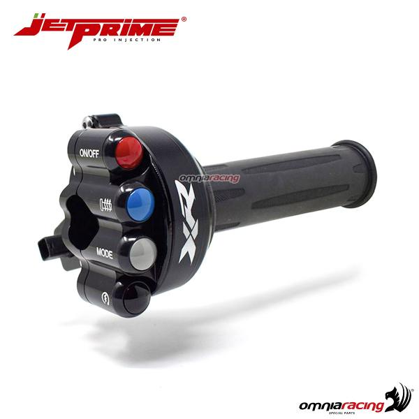 Handlebar switch JetPrime with throttle control for BMW S1000XR 2015>