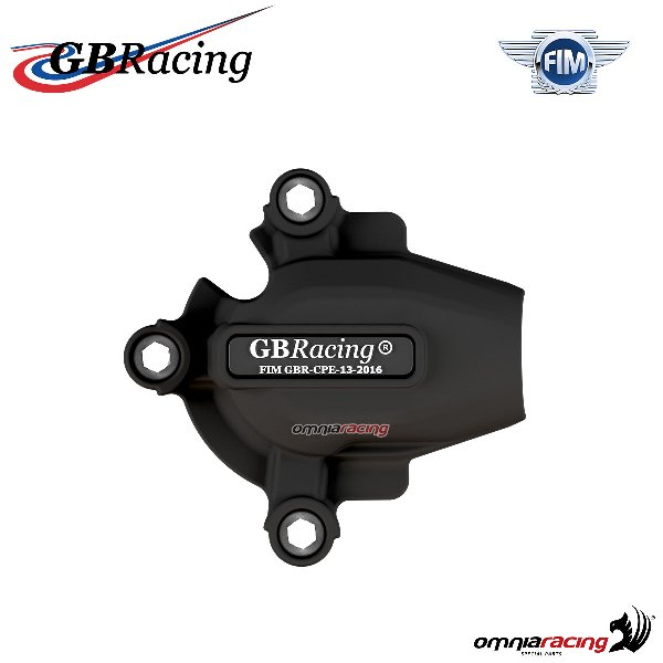 Water pump crankcase cover protection GBRacing for BMW S1000XR 2015>