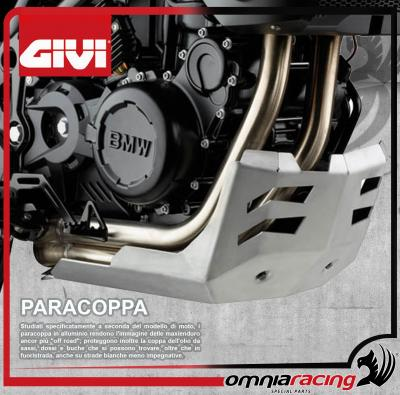 GIVI RP5103 - Paracoppa Specifico in Alluminio per BMW F 800 GS / F 700 GS 2008>