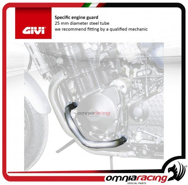 GIVI Engine Guard Suzuki GSX 750 1998>2002