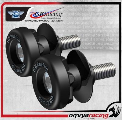 GB Racing - Kit Nottolini Cavalletto 10mm x 1.25
