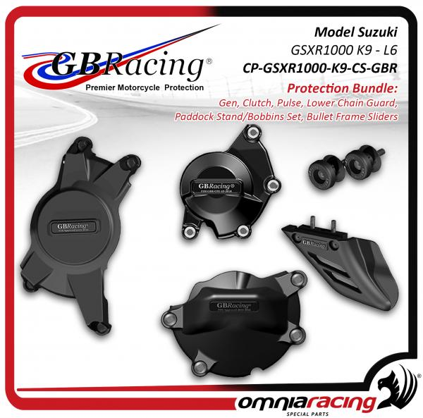 Automobiles & Motorcycles Motorcycle Front And Rear Footrest Footpegs For Suzuki Gsxr1000 2005-2014 Terrific Value