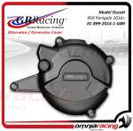 GB Racing - Protezione Carter Alternatore per Ducati 959 Panigale 2016 16>