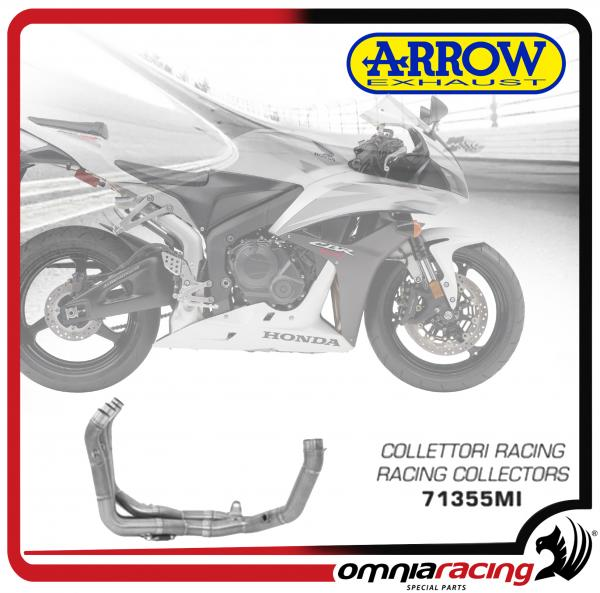 Arrow Racing Collector Stainless Steel For Honda Cbr 600 Rr 2005