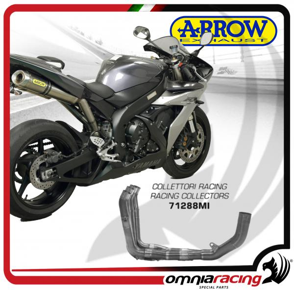 Arrow Collettore Racing in acciaio per Yamaha YZF R1 2004>2006