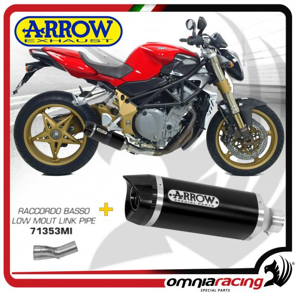MV Agusta 910 Brutale S R 05-08 AFAM Performance 110 Link Red Chain