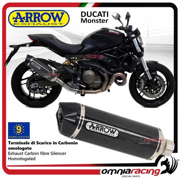 Fullsix Wind Screen Headlight Fairing Carbon Fiber For Ducati