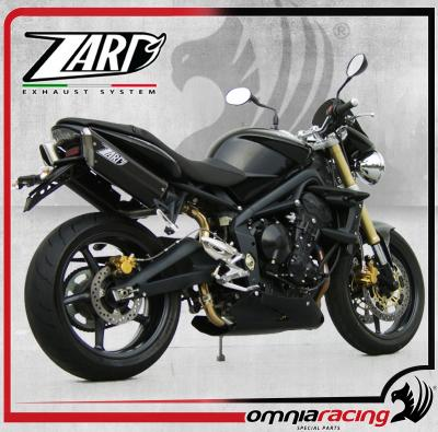 Prime Zard Penta Carbon Racing Slip On Exhausts For Triumph Street Spiritservingveterans Wood Chair Design Ideas Spiritservingveteransorg