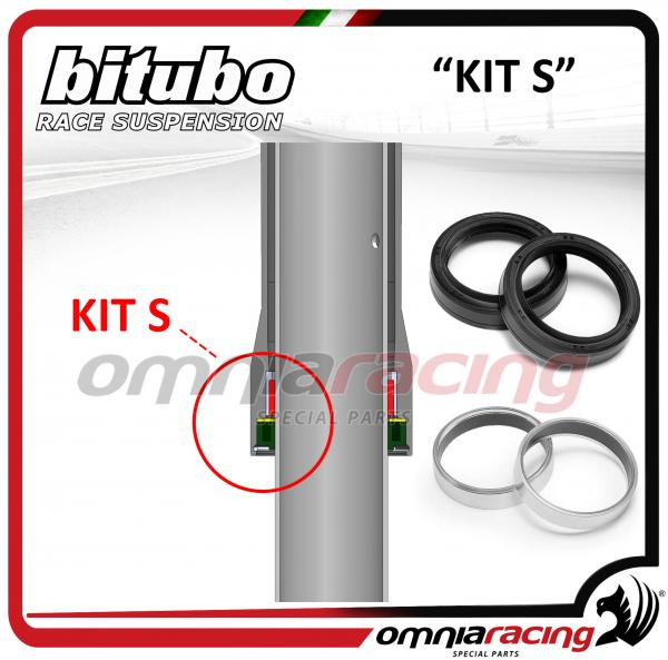 Bitubo KIT S pair of lower bushings + pair of rod oil seals for Honda Hornet 600 2009>2011